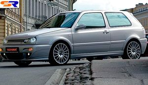 VW Golf 3 / Kerscher